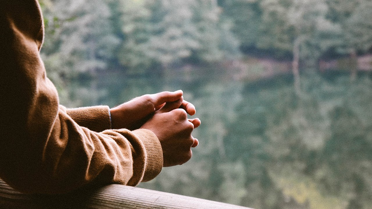 Persistent Prayer Blog by Pastor David Koop