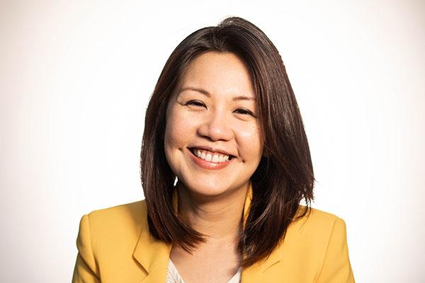 Pastor Karen Wong