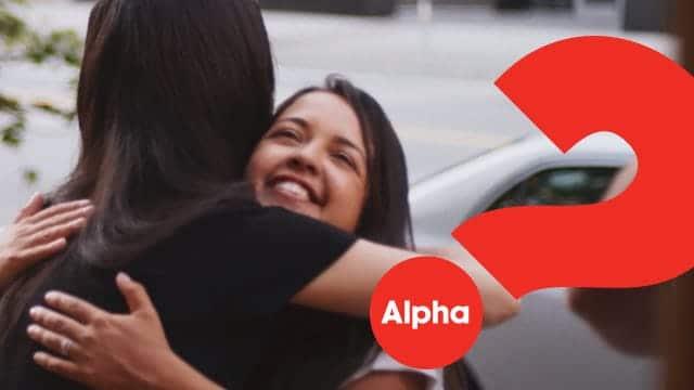 Alpha Promo Card