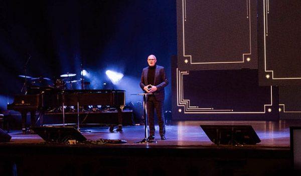 Grand Service - at Queen Elizabeth Theatre
