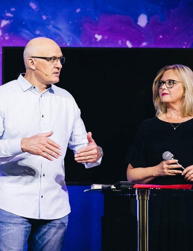 Pastors Dave & Cheryl Koop